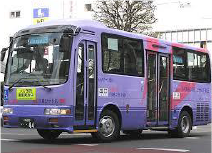 市内循環シャトルバス